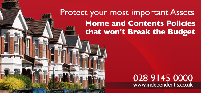 Protect your most important Assets - Home and Contents Policies that won't break the Budget